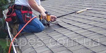 Ремонт крыши, защита от протекания