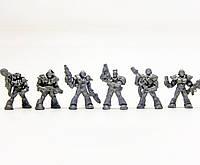 Найтсталкеры Бронепехота набор воинов (цвет металлик), Технолог (428)
