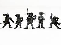 Рота Версаль Битвы Fantasy набор воинов (цвет серый), Технолог (398)