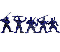 Отряд Цунами Битвы Fantasy набор воинов (цвет тёмно-синий), Технолог (336)