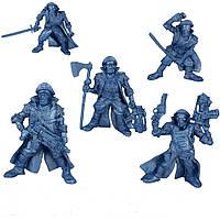 Легион Центурион Битвы Fantasy набор воинов (цвет синий металлик), Технолог (671)