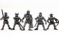 Орден Кентавр Битвы Fantasy набор воинов (цвет серый), Технолог (367)