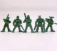 Дивизион Шервуд Битвы Fantasy набор воинов (цвет зелёный), Технолог (329)