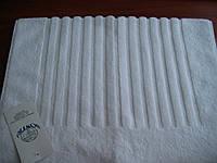Коврик для ног 50Х70 белый 750 гр./м2, Пакистан