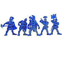 Легион Сатурн Битвы Fantasy набор воинов (цвет тёмно-голубой), Технолог (350)