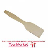 101-001, Лопатка деревянная 28 см