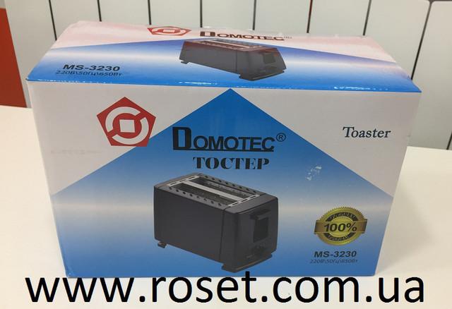 Тостер Domotec MS-3230