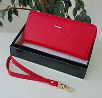 Женский кожаный кошелек-клатч Prensiti, фото 1
