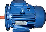 Электродвигатель електродвигун АИР 132 М6 7.5 кВт 1000 об/мин