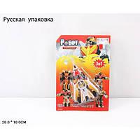 "Трансформер PLAY SMART 8012 ""Коршун"" 5в1 лист 18*26 ш.к./60/"