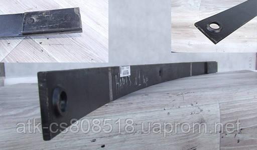 Рессора КАМАЗ 55111 - передняя (75х10) - фото 2