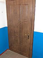 Входные двери с МДФ