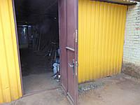 Двері в один лист  Д-15, фото 1