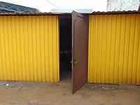 Двері металеві, Д-304