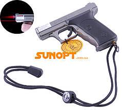 Зажигалка пистолет (Турбо пламя) №3982