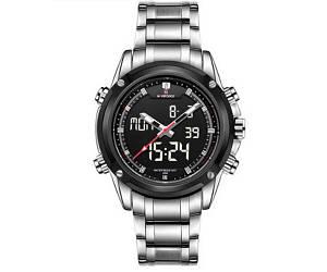 Мужские часы Naviforce 9050M - гарантия 12 месяцев