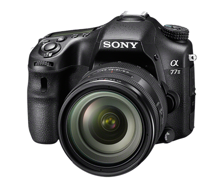 Зеркальная Sony Alpha A77M2 [Kit 16-50 f/2.8 Black], фото 2
