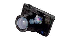 Компактная Sony Cyber-shot RX100 MkIII, фото 3