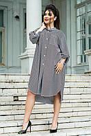 Платье рубашка  в расцветках 1434, фото 1