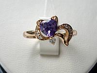 Необыкновенное Кольцо позолоченное - высокое качество! Торопись заказать украшение СКИДКА -26%