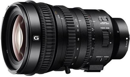 Sony E Sony 18-110mm, f/4.0 G Power Zoom, фото 2