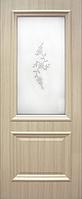 """Двери """"Сан Марко 1.1"""" серии """"ПВХ Сан Марко"""" ТМ """"ОМиС"""" ПО+фотопечать (беленый дуб)"""