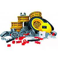 Аксесуарний комплект Ubtech Jimu Accessory Kit - Wheels, фото 1