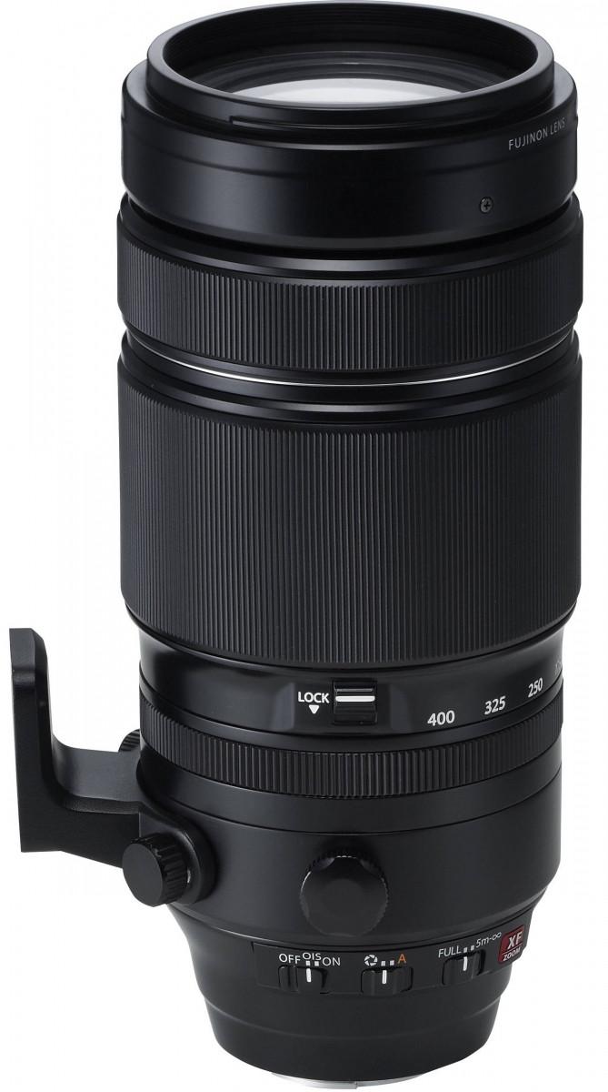 Телеобъектив Fujifilm XF 100-400mm F4.5-5.6 R LM OIS WR