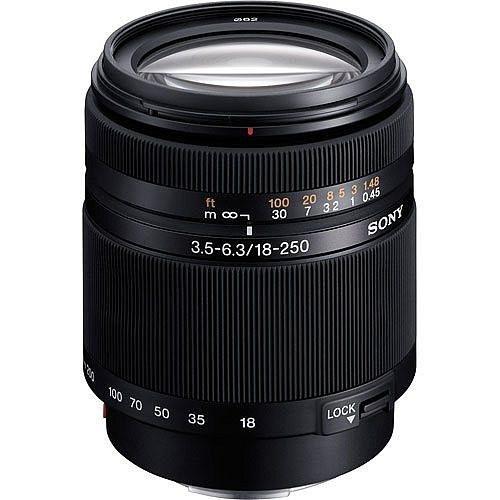 Универсальный Sony SAL-18250 18-250mm F3.5-6.3
