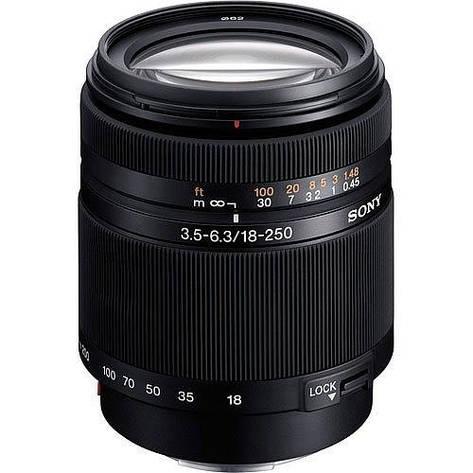 Универсальный Sony SAL-18250 18-250mm F3.5-6.3, фото 2