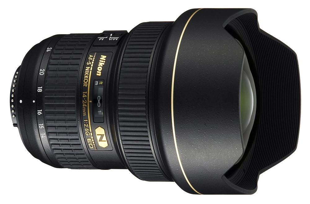 Широкоугольный Nikon 14-24mm f/2.8G ED AF-S Nikkor
