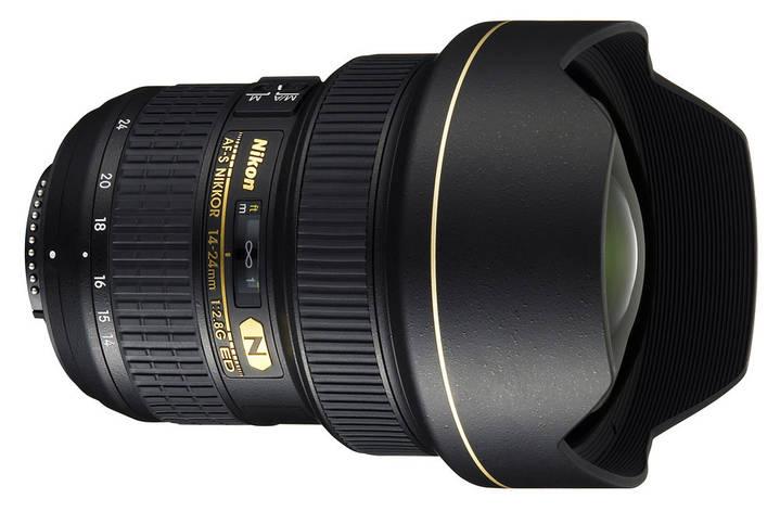 Широкоугольный Nikon 14-24mm f/2.8G ED AF-S Nikkor, фото 2