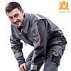 Костюм рабочий AURUM куртка и полукомбинезон из хлопка, фото 6