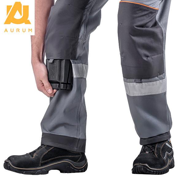 Костюм робочий AURUM куртка та напівкомбінезон з бавовни - фото 10