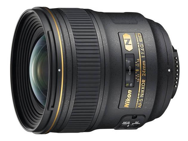 Широкоугольный Nikon 24mm f/1.4G ED AF-S Nikkor, фото 2