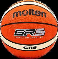 Баскетбольный мяч Molten BGR5-OI, фото 1