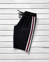 Мужские шорты  (черные)