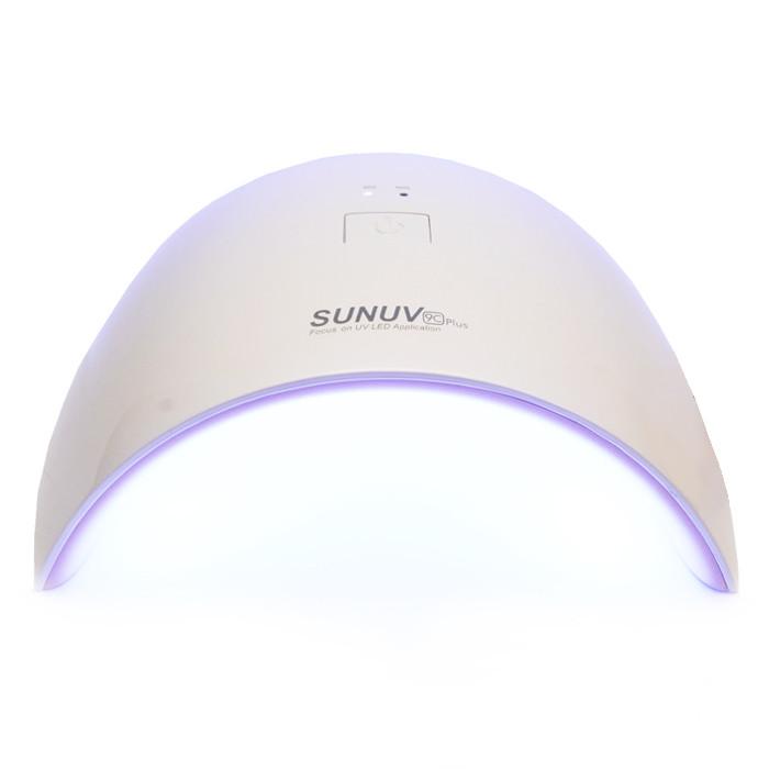 SUN 9c лампа для маникюра и педикюра UV LED 24W