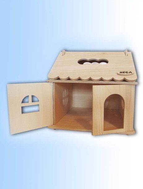 Кукольный домик для творчества 1эт.