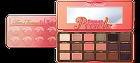 Палетка теней Too Faced Sweet Peach Eyeshadow Palette , фото 1