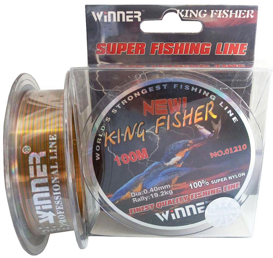 Леска Winner King Fisher 0,40mm 100m