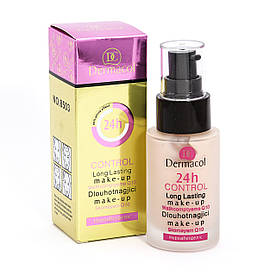 Тональный крем для лица Dermacol 24h Control Long Lasting Make-Up