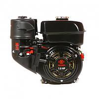 Двигатель бензиновый WEIMA WM170F-S NEW (HONDA G-210) ( шпонка, вал 20 мм) бензин,7,0 л.с