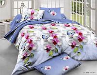 Комплект постельного белья из Сатина.Евро 200х220