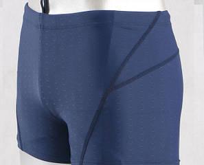 Мужские купальные плавки с влагоотталкивающим эффектом  HNSD арт.3888-синие/3XL, фото 2