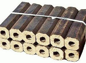 Брикеты топливные дубовые