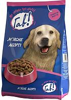 Корм для собак ГАВ Мясное ассорти 3 кг