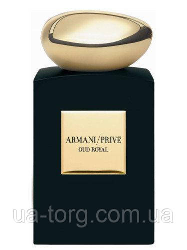 Тестер мужской Armani Prive Oud Royal, 100 мл