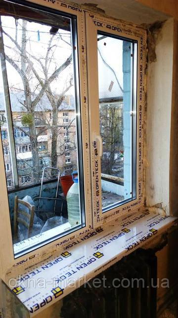 Пластиковые окна Openteck в Киеве