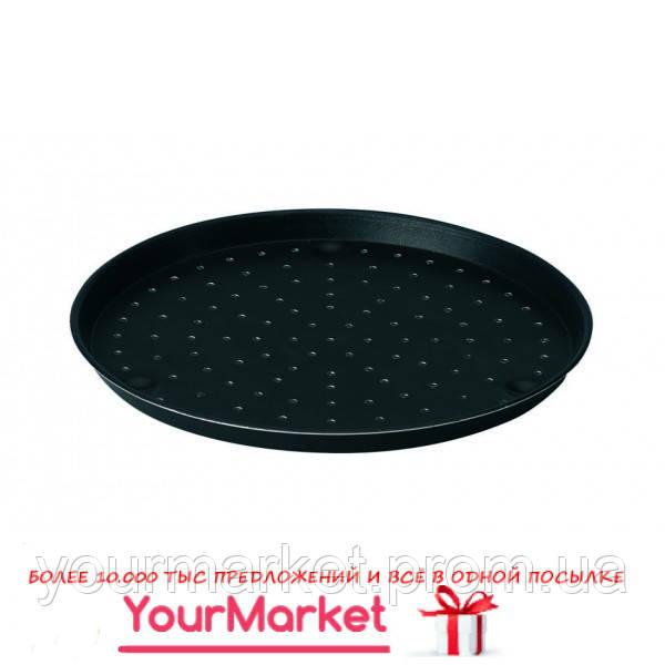 Форма для пиццы Lacor 24 см перфорированная 67824